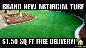 Brand new artificial turf for Sale in Poway, CA