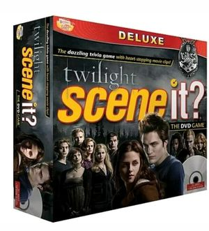 Scene It Twilight (Deluxe Edition) (DVD / HD Video Game, 2009) for Sale in Fairfax, VA