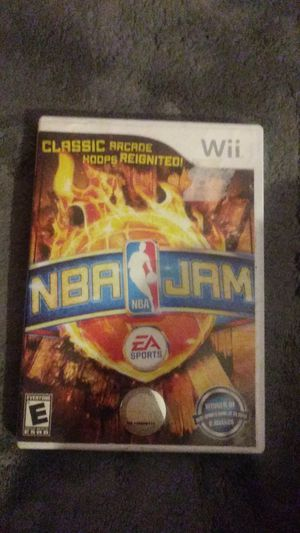 NBA jam for Sale in Stanton, CA