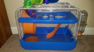 Small animal cages (accessories included) for Sale in Snellville, GA