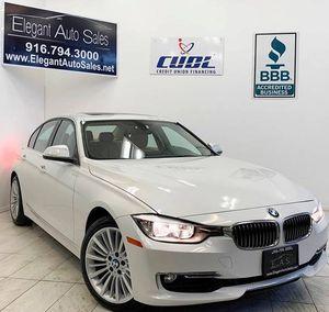 2013 BMW 3 Series for Sale in Rancho Cordova, CA