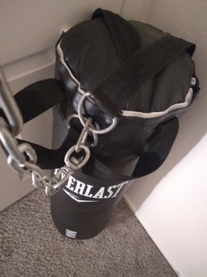 Everlast punching bag for Sale in San Diego, CA