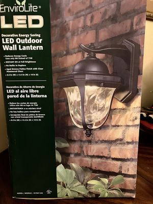 LED light fixture for Sale in Alexandria, VA