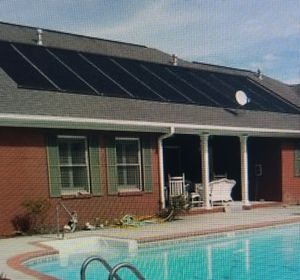 """Pool solar panel 2' x 10"""" for Sale in Santee, CA"""