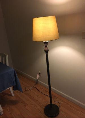 TALL FLOOR LAMP for Sale in Kingsburg, CA