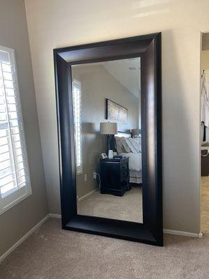 Large leaner/ floor mirror for Sale in Phoenix, AZ