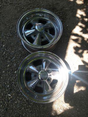 2 cragar SS wheels for Sale in Wenatchee, WA