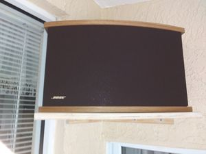 BOSE 901 SERIES VII SPEAKERS ( PAIR) WITH EQUALIZER for Sale in Port St. Lucie, FL