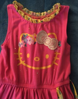 Hello kitty girl's dress for Sale in Smyrna, GA