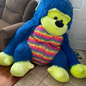 Toy Factory 4ft Huge Monkey Stuffed Animal Plush for Sale in Sacramento, CA