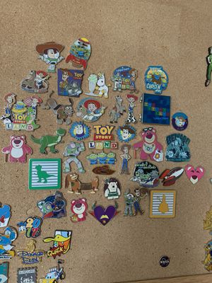 Disney Pins (Prices Vary) for Sale in Hialeah, FL