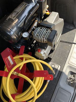CENTRAL PNEUMATIC Air Compressor for Sale in Mt. Juliet, TN