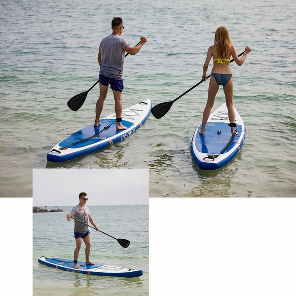NEW Soopotay Inflatable SUP Stand Up Paddle Board, Inflatable