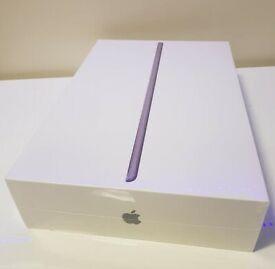 iPad 7 gen new in box unopened $380 still has plastic 128 gb space grey for Sale in Santa Clarita, CA