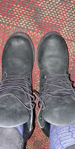 Timberland Black Boots for Sale in Edmond,  OK