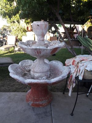 Concrete fountain for Sale in Glendale, AZ