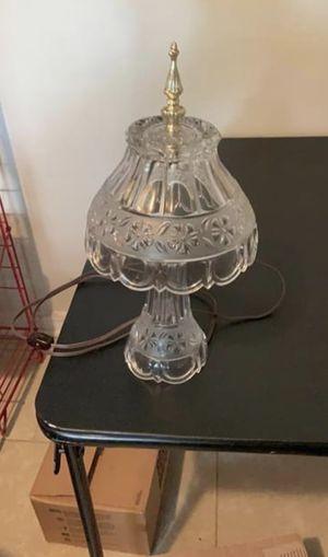 antique glass lamp for Sale in Lebanon, TN