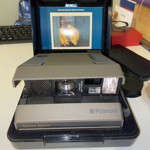 Polaroid Spectra System Camera for Sale in Bridgeport, CT