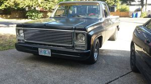 1979 chevy c10 big block for Sale in Portland, OR
