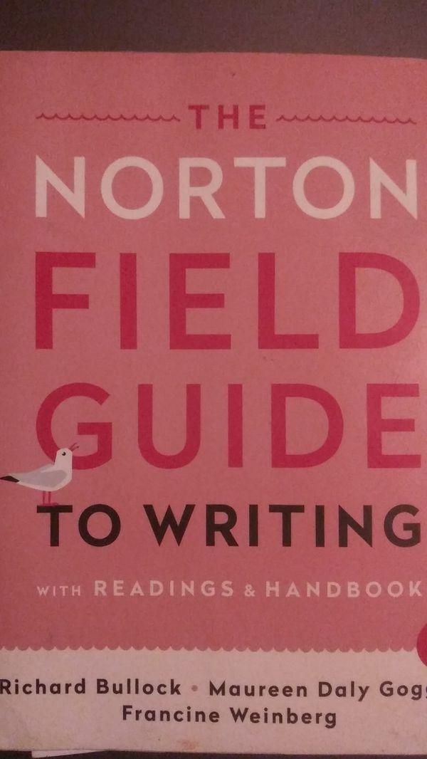 The Norton Field Guide to Writing 5E