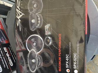 skar audio 6.5s for Sale in Santa Clara,  CA