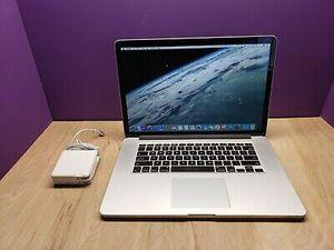 MacBook Pro 15 RETINA / 3.4GHZ CORE i7 / 2014-2015 / 16GB RAM / SSD / WARRANTY! for Sale in Offerman, GA