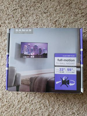 TV wall mount Sanus brand new for Sale in Lakewood, CO