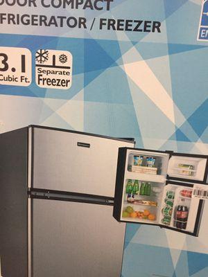 New. Tow door refrigerator new for Sale in Norfolk, VA