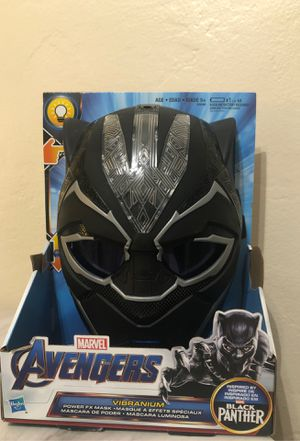 🔥 BRAND NEW 🔥 Black Panther light up Mask for Sale in Oakland, CA