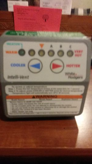 White Rodgers brand water heater thermostat for Sale in Saint Joseph, MO