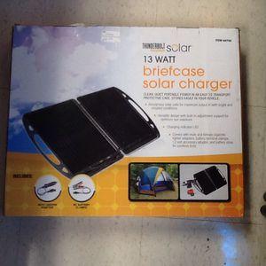 13 watt solar charger for Sale in Ashtabula, OH