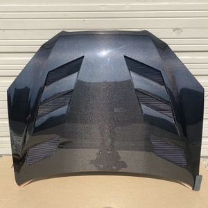 2009 - 2012 Hyundai Genesis 2DR AMS Style Carbon Fiber Vented Hood for Sale in City of Industry, CA