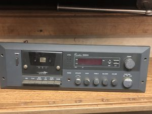 RV motorhome car stereo Executive 3000D for Sale in Sebastian, FL