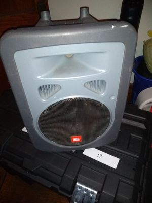 Show And Performance Speakers for Sale in Columbus, OH