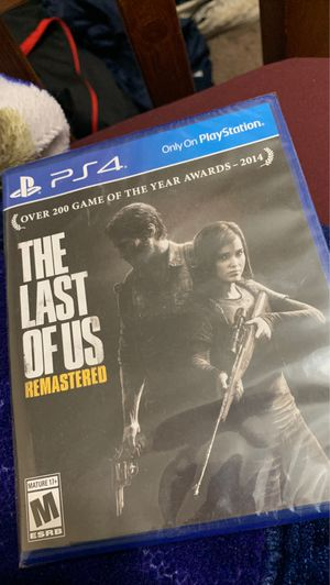 Brand new PS4 games for Sale in Bakersfield, CA