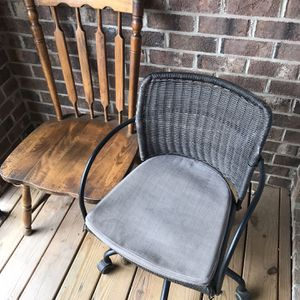 Chairs X2 for Sale in Raleigh, NC