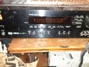 Stereo receiver for Sale in San Jose, CA