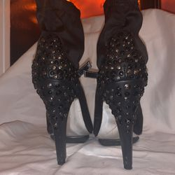 Size 7 1/2 Studded Stilettos for Sale in Nashville,  TN