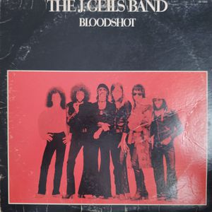 The J. Geils Band - Bloodshot for Sale in Salisbury, MD
