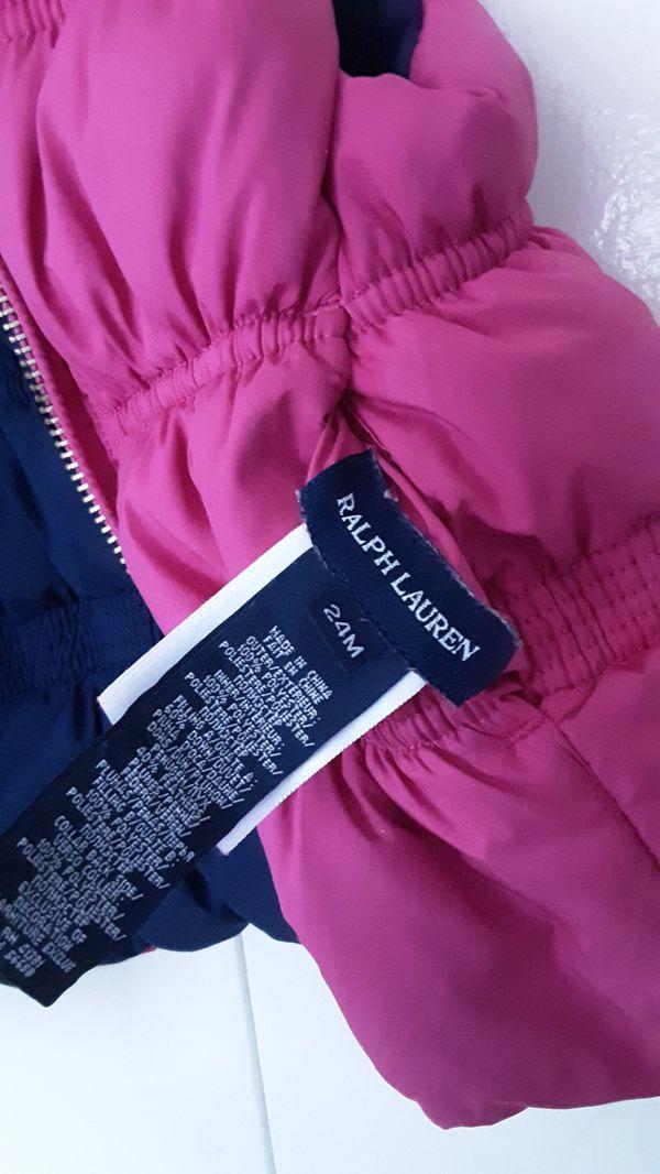 TODDLER POLO Vest