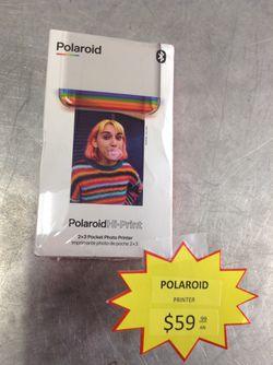 Polaroid hi print 2x3 pocket photo printer like new 11091148008 for Sale in Sacramento,  CA