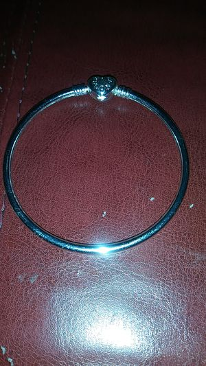 Pandora heart style bangle bracelet for Sale in Everett, MA