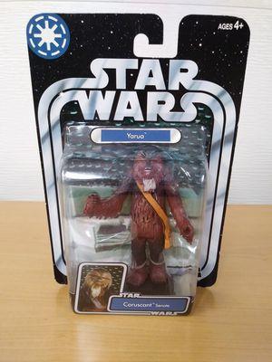 Star Wars action Figure Yarua Coruscant Senate on blistercard 2004 for Sale in Vancouver, WA