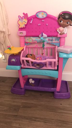 Doll crib for Sale in Temecula, CA