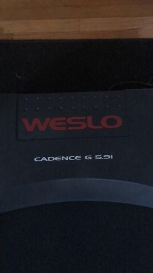Weslo Treadmill for Sale in Chicago, IL