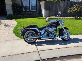 2005 Heritage Softail 14000 Miles Like New for Sale in Gilroy,  CA