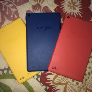 Amazon fire tablets for Sale in Chicago, IL
