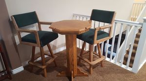 3 piece pub table for Sale in Fontana, CA