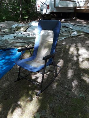 Outdoor rocking chair for Sale in Haverhill, MA
