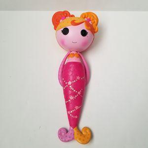 """2012 LaLaLoopsy 15"""" Doll Mermaid for Sale in St. Petersburg, FL"""